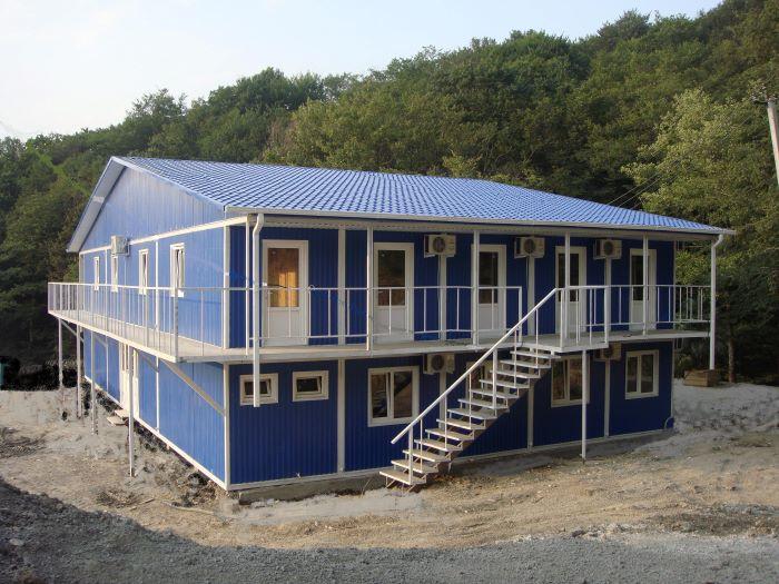 штаб строительства